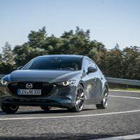 Mazda 3 2.5 Turbo 的对手有谁?而它是不是真的那么强?