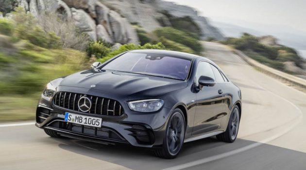 Mercedes-Benz 或新增 CLE 车型,取代 C Class 以及 E Class Coupe