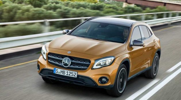 最超值二手 Crossover:Mercedes-Benz GLA250 4Matic
