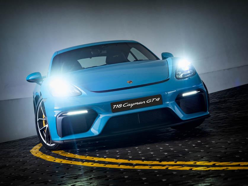 2020 Porsche Cayman GT4 & 718 Spyder 登陆我国,售价由 RM970,000 起跳!