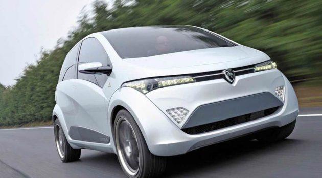 Proton 稀有 EV 车型正在拍卖!当中包括 Proton EMAS 概念车!