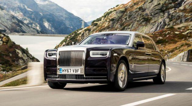 为何 Rolls Royce 车价那么高?