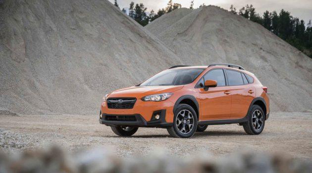 我国值得入手的新车:Subaru XV 2.0i