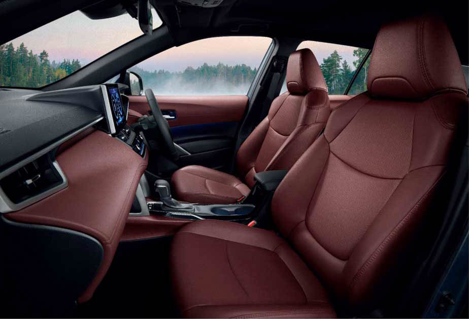 Toyota Corolla Cross-interior