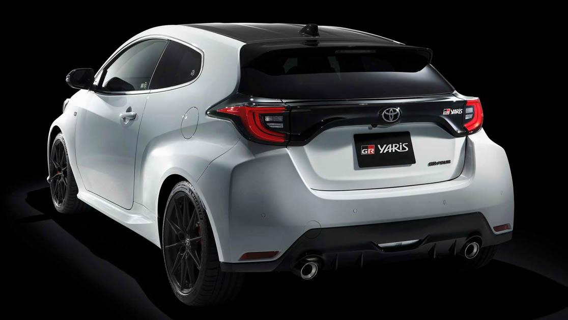 Toyota GR Yaris 预告释出!难道这辆地表最强日系钢炮即将登陆我国?