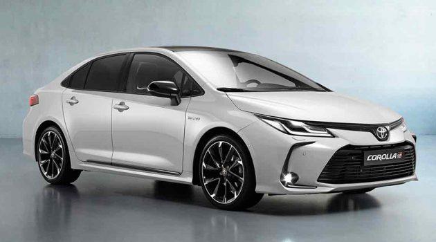 Toyota Corolla GR Sport 登场,今年11月开卖