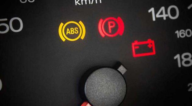 ABS 防锁死刹车系统竟然是飞机的科技?
