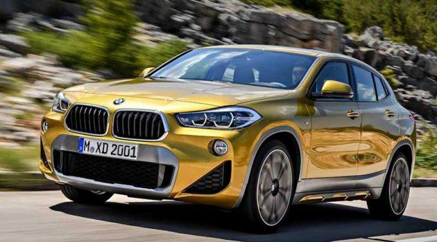 BMW X2 sDrive20i M Sport 现在只需 RM219,800 就可入手!