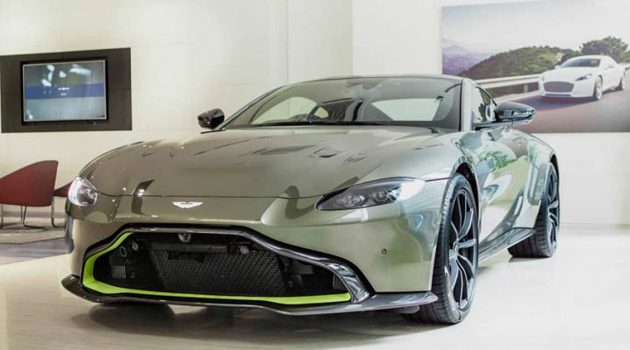 Aston Martin Vantage AMR Malaysia Edition 登场,全马限量一辆!