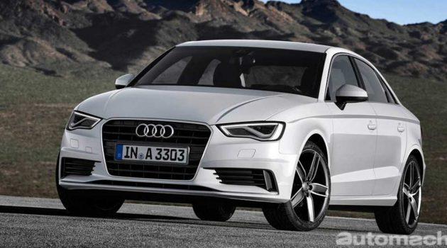 最超值二手德系轿车:Audi A3
