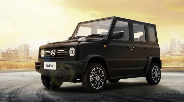 Mercedes-Benz G Class RM 30,335就可以买到?
