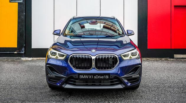 2020 F48 BMW X1 sDrive18i ,为什么买它?
