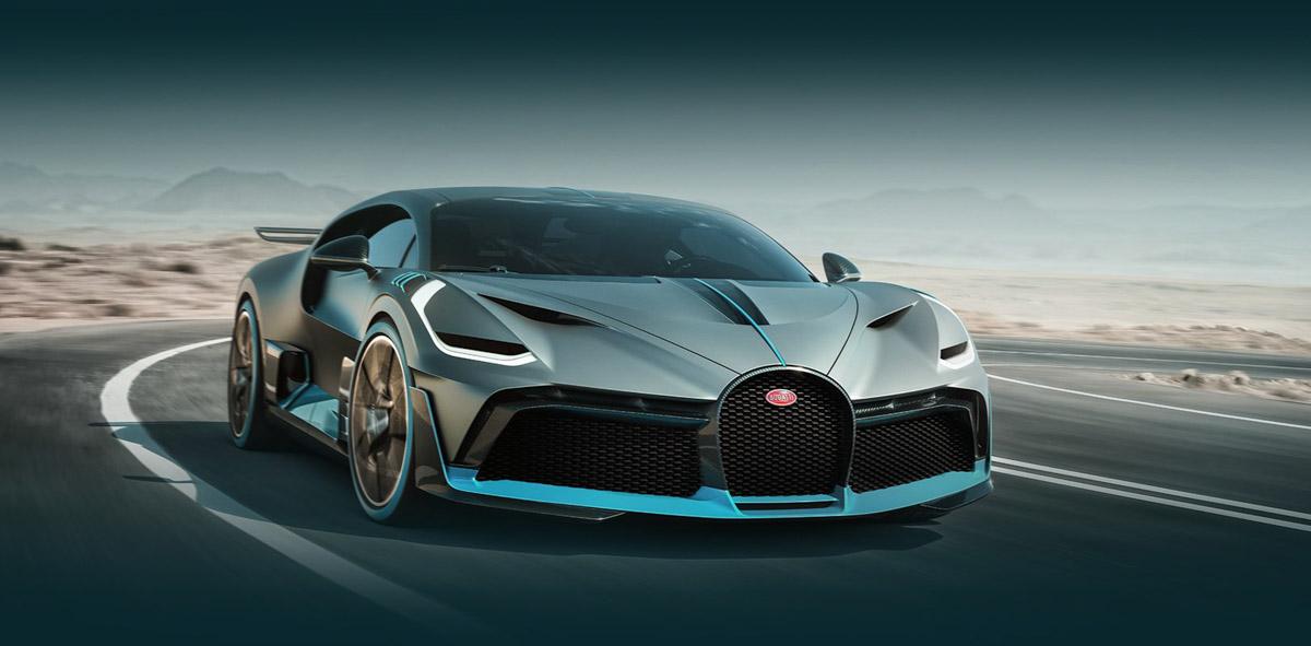 强的不止是引擎! Bugatti 空调马力达13 Hp!