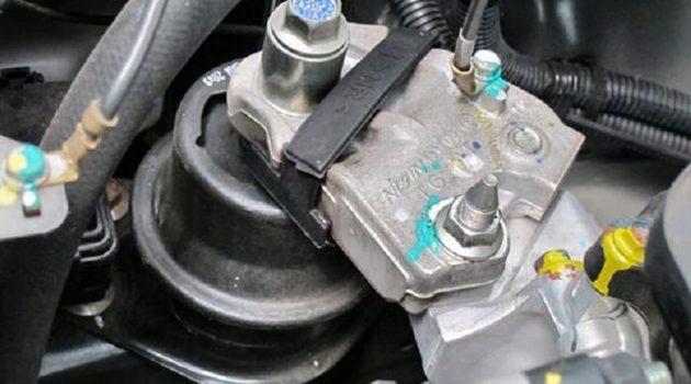 "Engine Mounting ,引擎的""避震器""!"