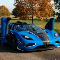 Koenigsegg Agera RS 登陆我国平行二手车商,开价4000万马币!