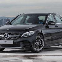 Mercedes-Benz C200 AMG Line 登场,2.0L涡轮引擎回归