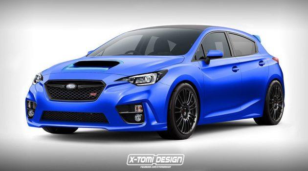 Subaru WRX STI 大改款将搭载高功率2.4L涡轮增压引擎