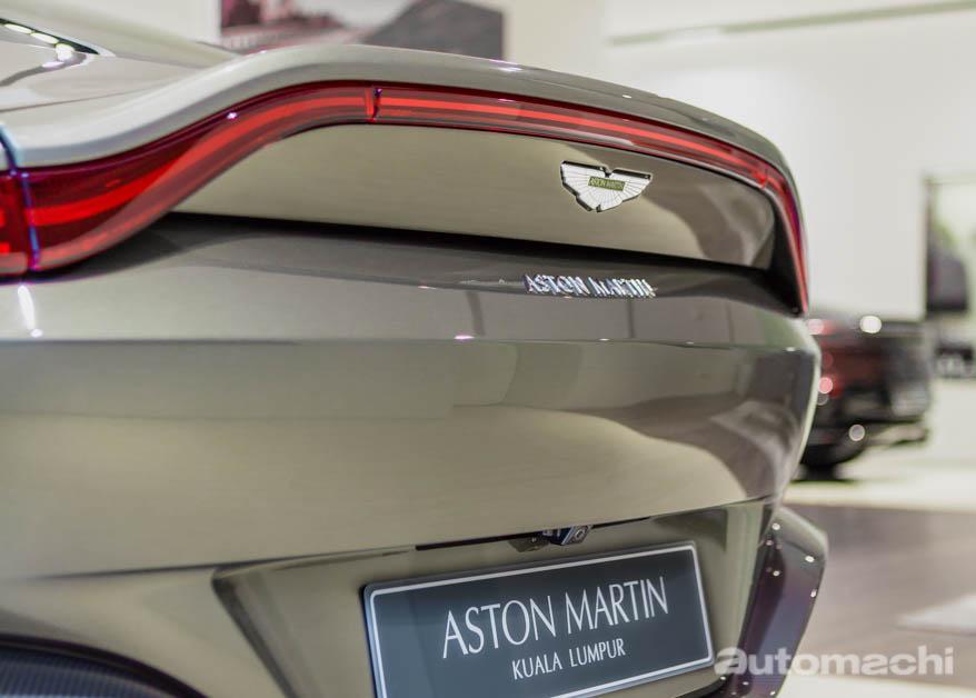 Aston Martin Vantage AMR Malaysia Edition