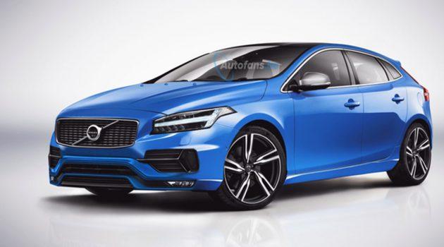 Volvo V40 大改款开发中,将化身 Crossover 车型
