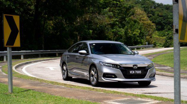 2020 Honda Accord,我国最畅销与最受欢迎的 D-Segment 房车