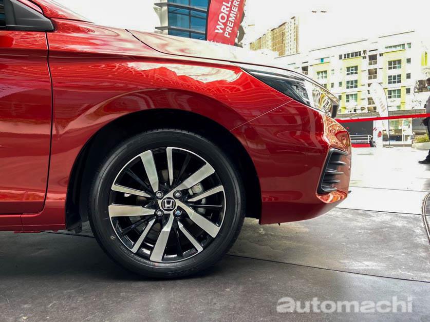 2020 Honda City RS Malaysia