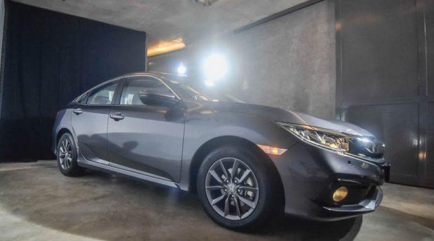 我国值得入手的新车:2020 Honda Civic 1.8S