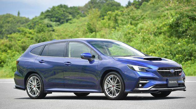 2020 Subaru Levorg 正式公开预定,拥有177Hp/300Nm!