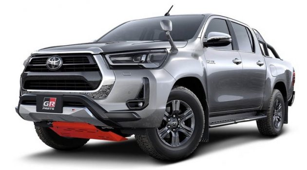 2020 Toyota Hilux Gazoo Racing 升级套件出炉