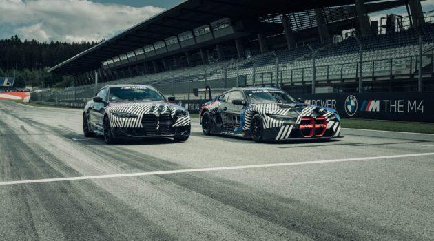 2021 BMW M3 与 M4 引擎配置确定,马力高达503Hp,9月份正式发布!