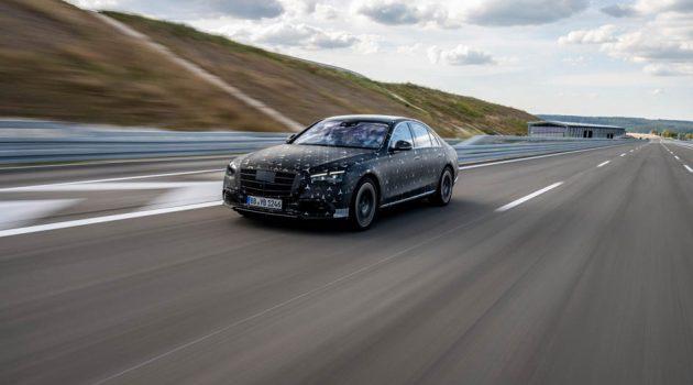 2021 Mercedes-AMG S63e 动力曝光,V8 混动引擎爆发804Hp,3.5秒可破百!
