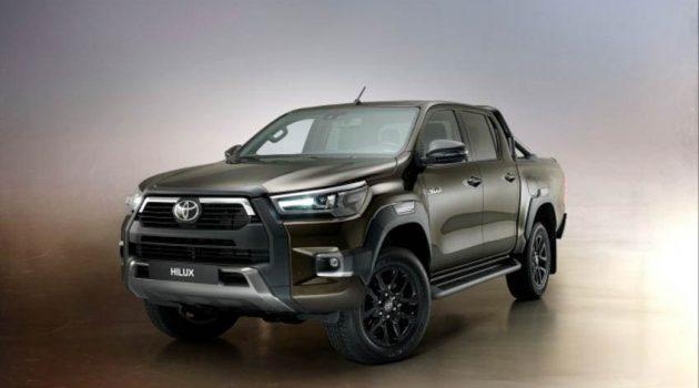 UMW Toyota 释出预告,2021 Toyota Hilux 即将登陆我国?