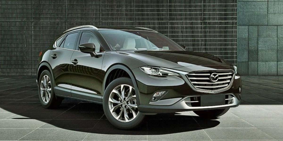 2021 mazda cx-5 小改款现身,或搭载全新引擎动力 | automachi