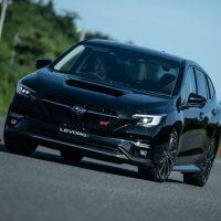 2020 Subaru Levorg 实车图库,具备半自动驾驶能力!