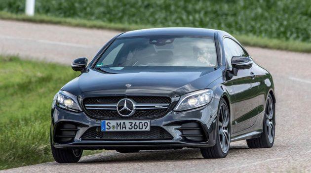 Mercedes-AMG C53 或登场,搭载2.0L 混动涡轮引擎,取代 AMG C43!