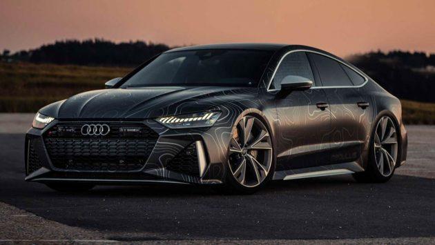 Audi RS7 By Black Box-Richter