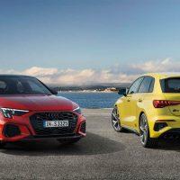 2021 Audi S3 正式发布,马力306Hp,4.8秒可破百!