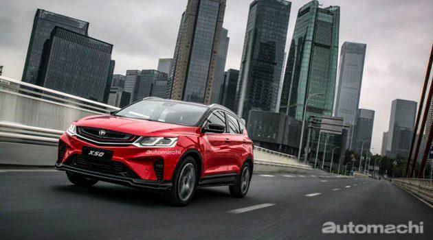 盘点我国2020下半年或将发布的 B-Segment 车款,你们更喜欢哪一辆?