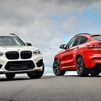 2020 BMW X3 M Competition 与 X4 M Competition 登陆我国