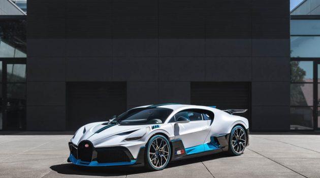 2500万 Bugatti Divo 正式交车,全球限量40辆,每一辆都独一无二!