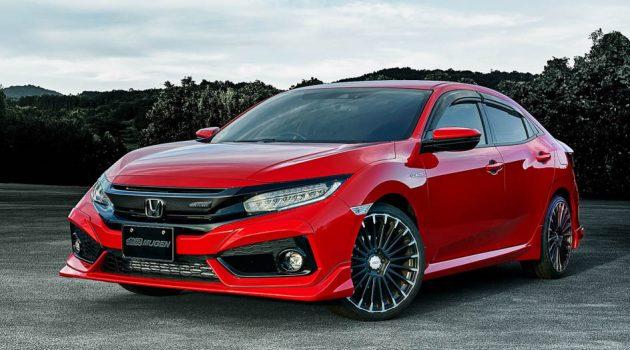 Honda Civic Mugen 改装套件出炉,有 Mugen 就是不一样!