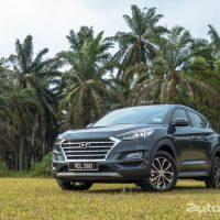 我国值得入手的新车:Hyundai Tucson 1.6 T-GDI