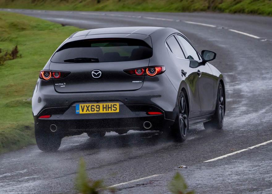 Mazda 3 Exterior