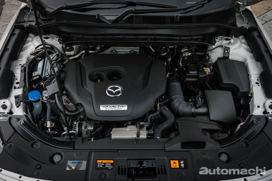 Mazda 3 Engine