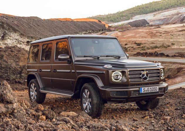 Mercedes-Benz G Class 确定推出2.0L 入门车型,售价更亲民!