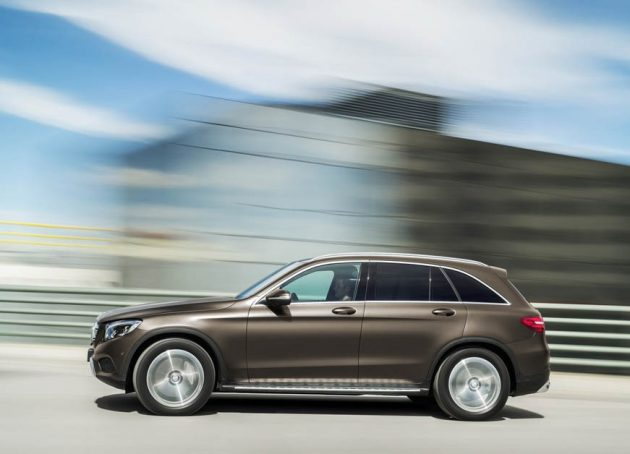 Mercedes-Benz GLC200 只需 RM188,800 就可入手!