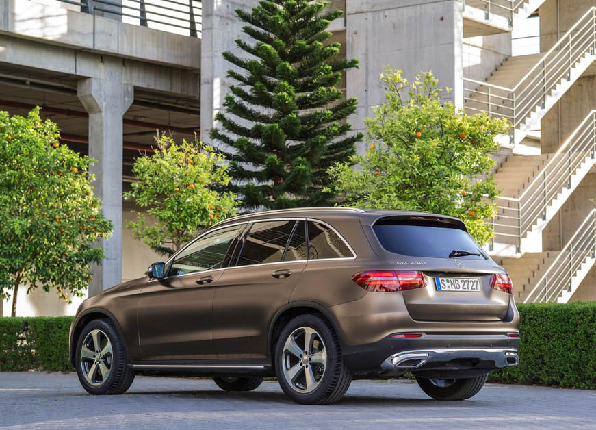 Mercedes-Benz GLC200 只需 RM188,800 就可入手!