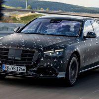 2021 Mercedes-Benz S Class 确定将在9月发布,大量官图与规格曝光