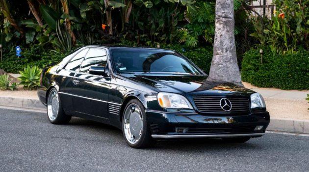 Michael Jordan's Mercedes-Benz S600 拍卖,仅从RM97起跳!
