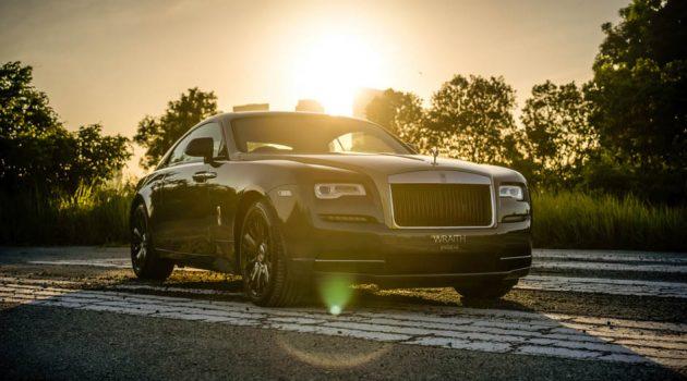 Rolls Royce Wraith Eagle VIII 典藏车型登陆我国,全马一台,售价330万马币!