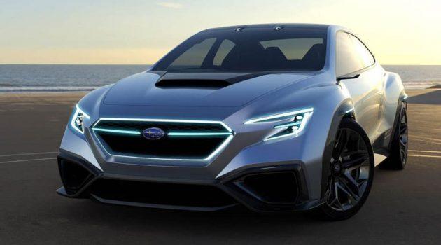新一代 Subaru Impreza 疑似设计图曝光,或搭载2.4L 涡轮引擎!